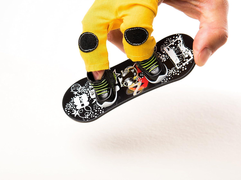 Grip /& Tricks Pack4 WINTER Finger Snowboard Ski freestyle