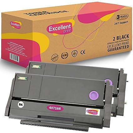 Excellent Print 407166 Compatible Cartucho de Toner para ...