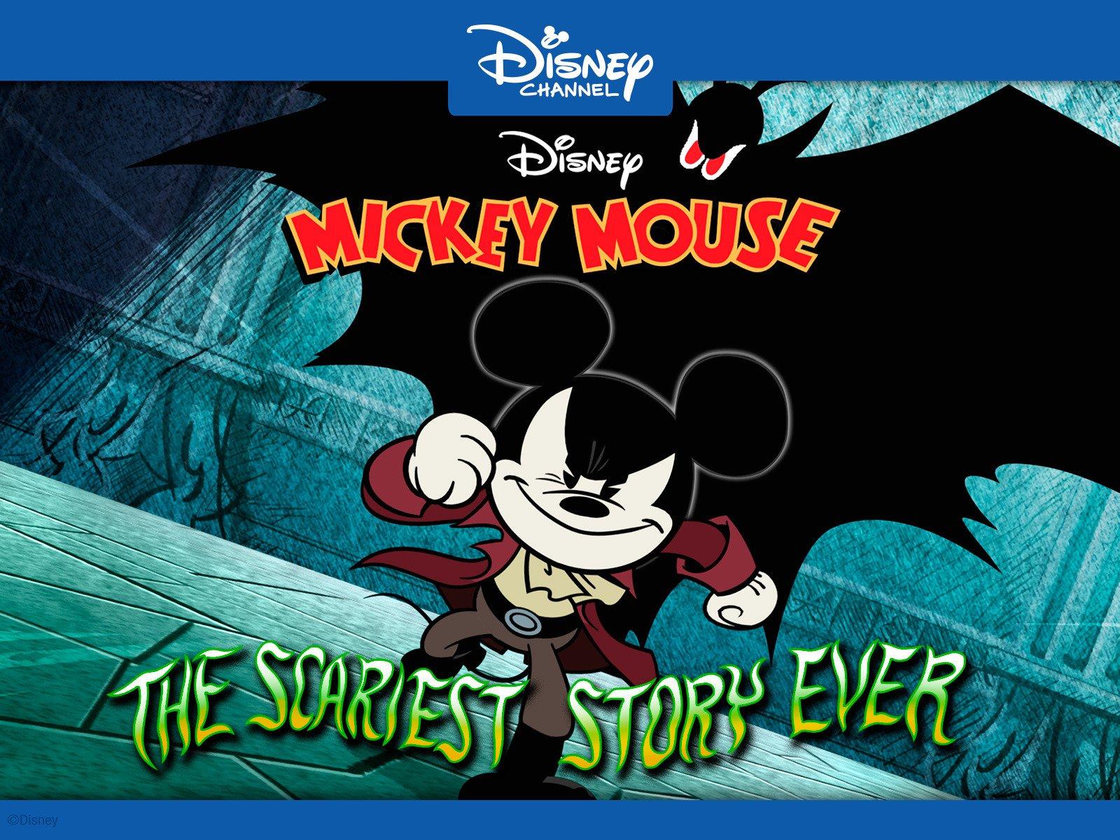 photo Disturbing Friday Fun: Nightmarish Mickey Mouse