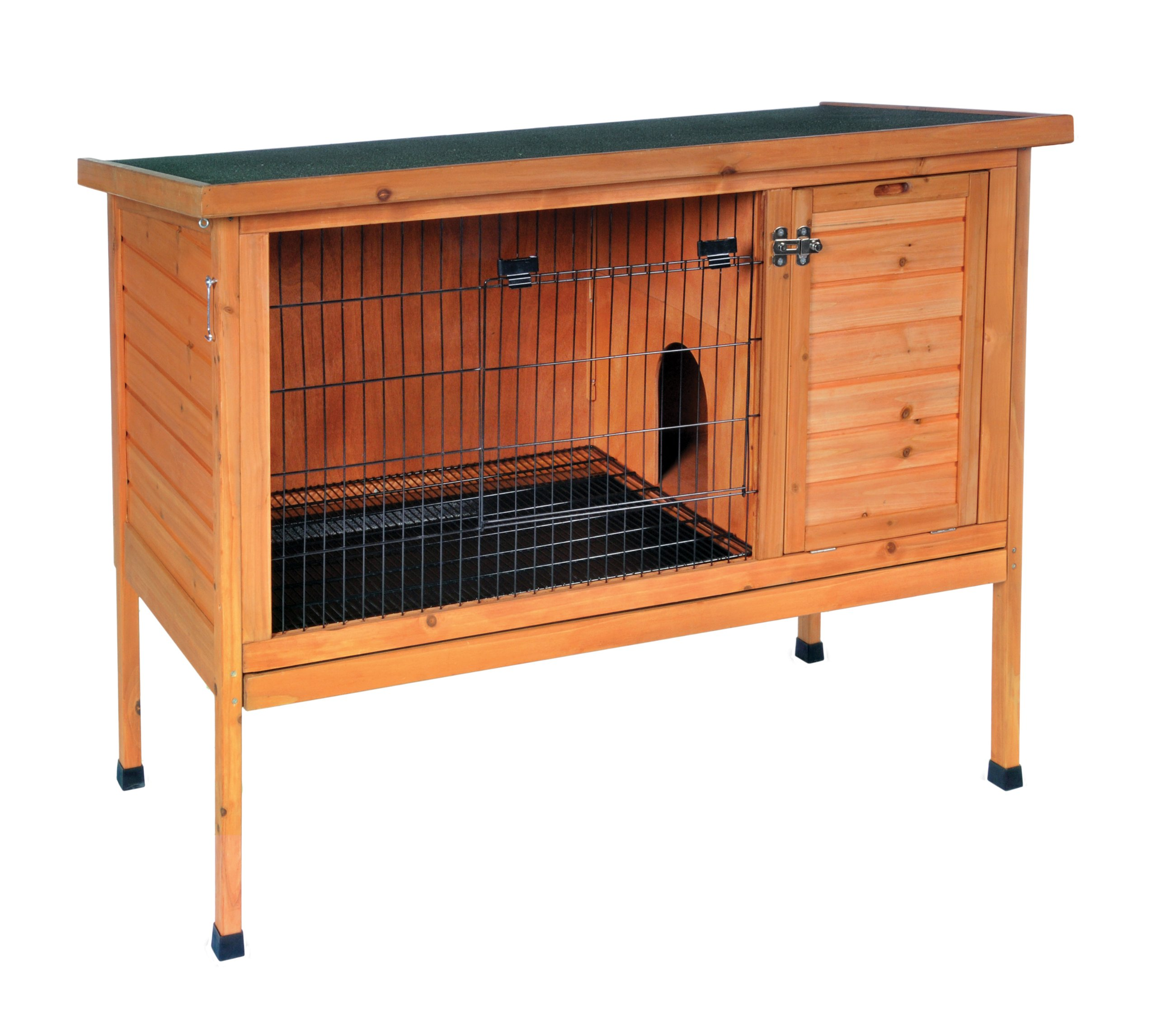 Prevue Hendryx 461 Large Rabbit Hutch by Prevue Hendryx