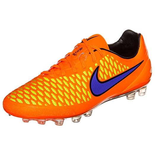 Nike Soccer Magista Opus SG Total orange volt laser orange hyper