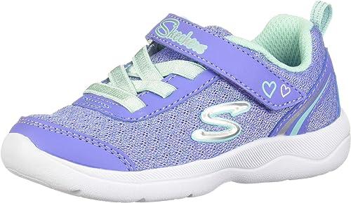 Skechers , Mädchen Sneaker, LavenderMulticolour Größe y97A3