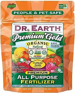 product image for Dr. Earth Organic & Natural MINI Premium Gold All Purpose Fertilizer ( 1 lbs )