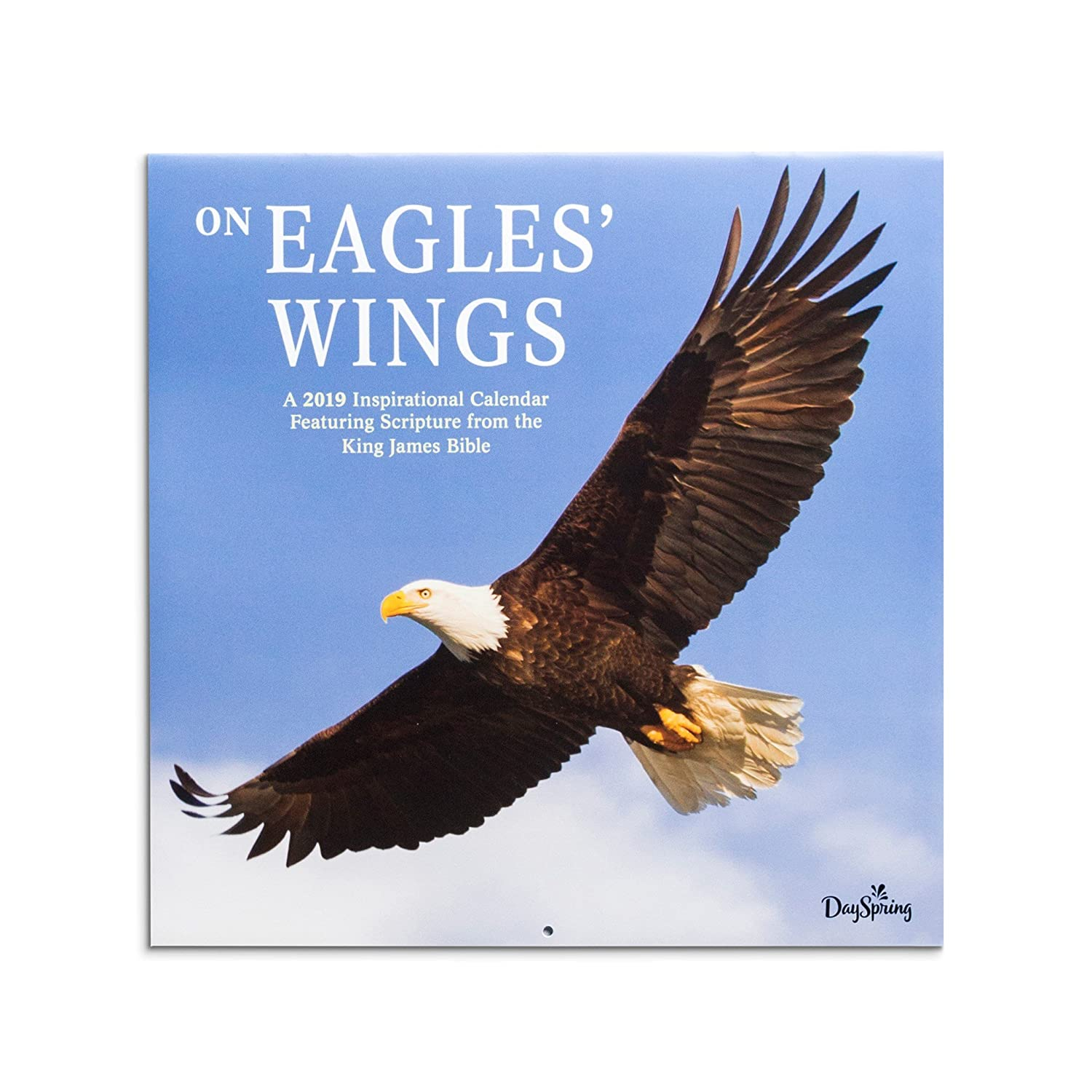 Dayspring Dayspring - On Eagles' Wings - 2019 Wall Calendar