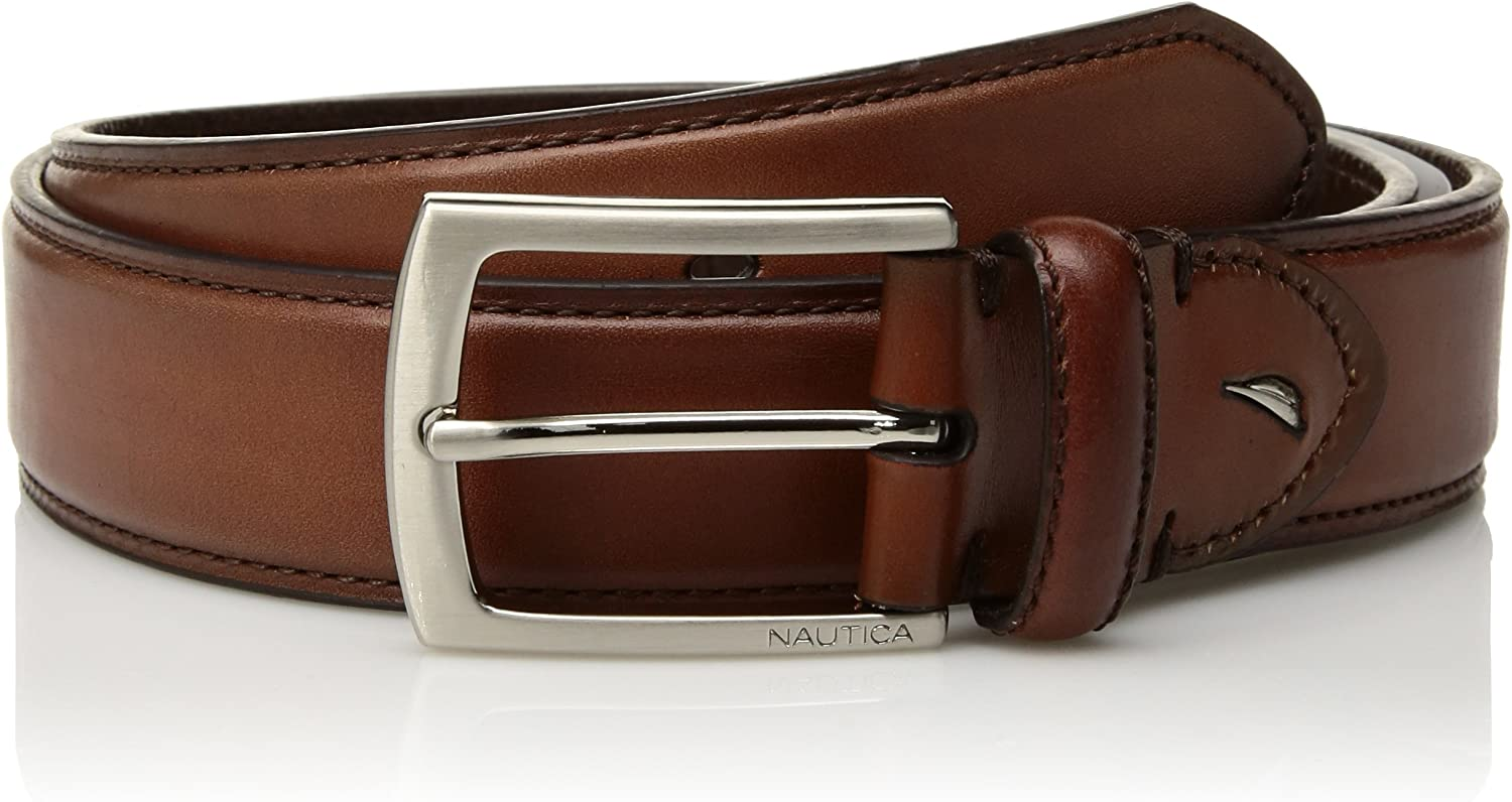 Nautica Mens Casual Belt