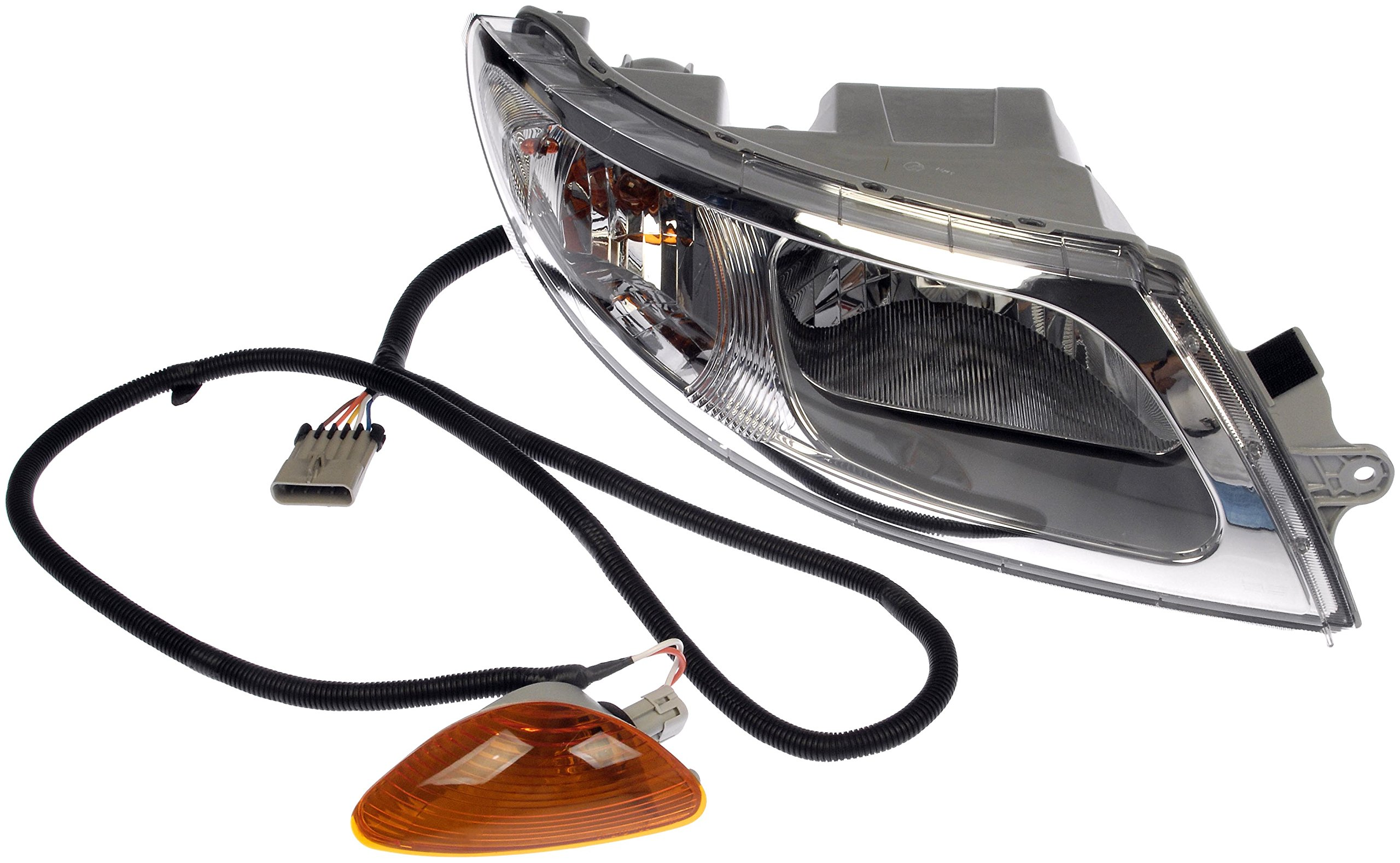 Dorman 888-5105 Passenger Side Headlight Assembly For Select IC/IC Corporation/International Models