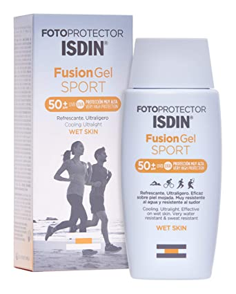 Fotoprotector ISDIN Fusion Gel SPORT SPF 50+, fotoprotector ...
