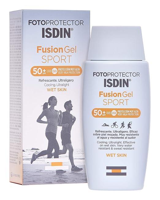 Fotoprotector ISDIN Fusion Gel SPORT SPF 50+, fotoprotector ...