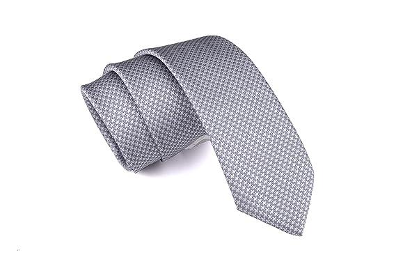 Chris Vu, preciosa y elegante corbata, vivo patrón de tonos de ...