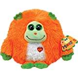 Ty Monstaz Chester Plush Toy, Orange/Green