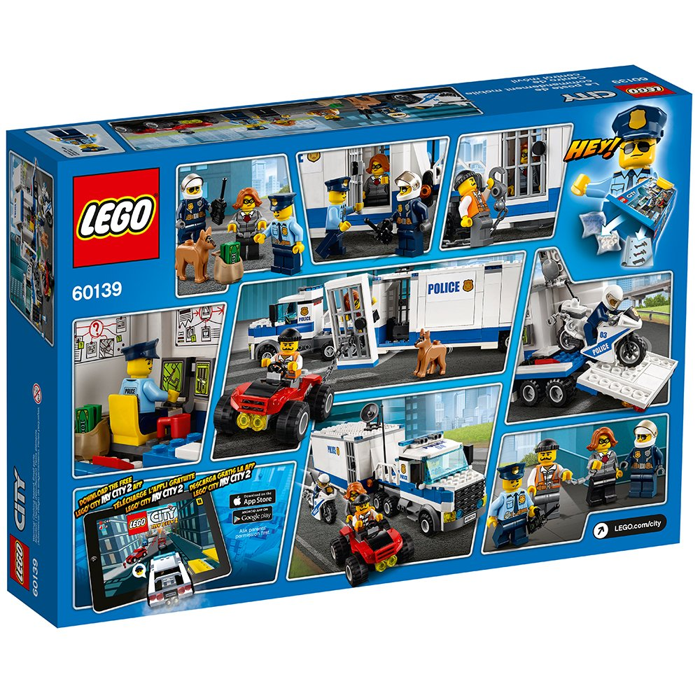 LEGO City Police Mobile Command Center 60139 Building Toy by LEGO (Image #6)