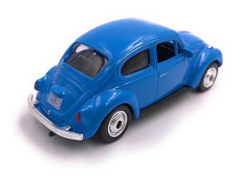 Producto de Licencia de Modelo de Escarabajo Wiely Beetle 1:60 Blue OVP