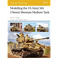 Modelling the US Army M4 (76mm) Sherman