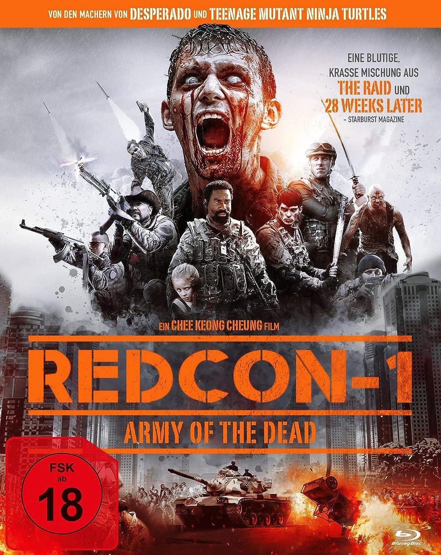 Redcon-1 - Army of the Dead [Alemania] [Blu-ray]: Amazon.es ...