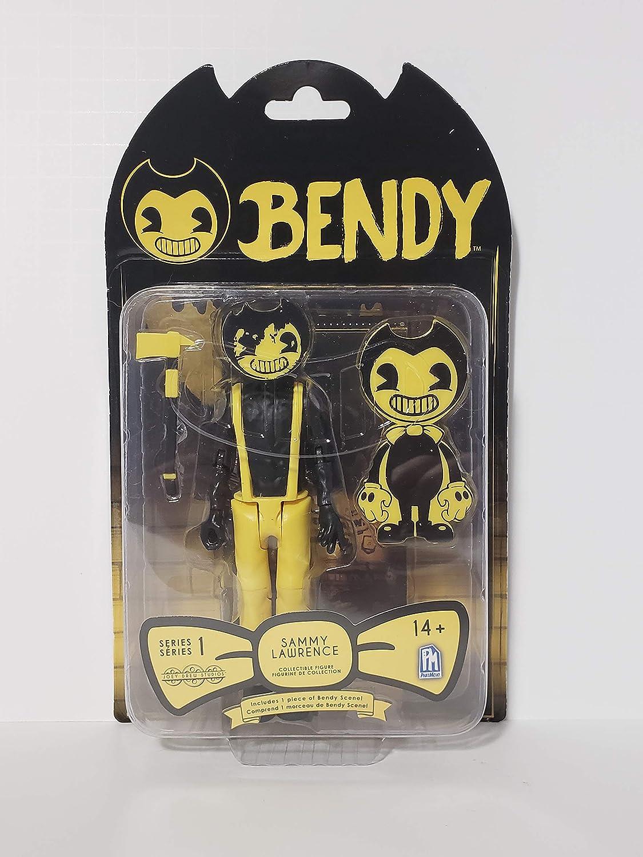 Amazon Com Bendy And The Ink Machine Sammy Lawrence Series 1 Toys Games Сэмми лоуренс (sammy lawrence) из игры бенди и чернильная машина. bendy and the ink machine sammy lawrence series 1