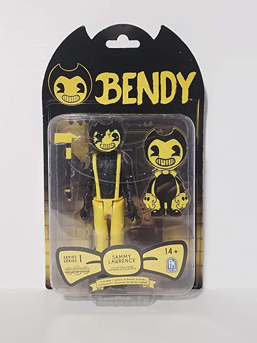 Sammy Bendy and the Ink Machine Action Figure 5/""