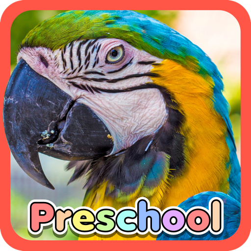 (Wild Animal Preschool Games - A fun educational learning app for toddlers and young children)