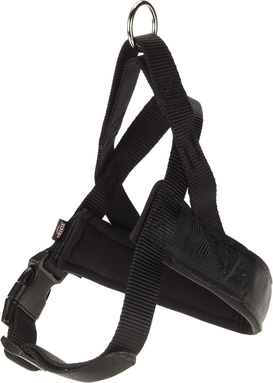 Trixie Premium Harnais pour Chiens Noir 42-60cm//15 mm S-M