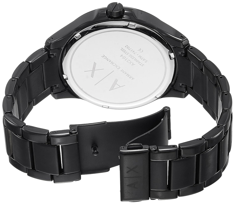 dc84404a2d88 Reloj Emporio Armani para Hombre AX2104  Amazon.es  Relojes