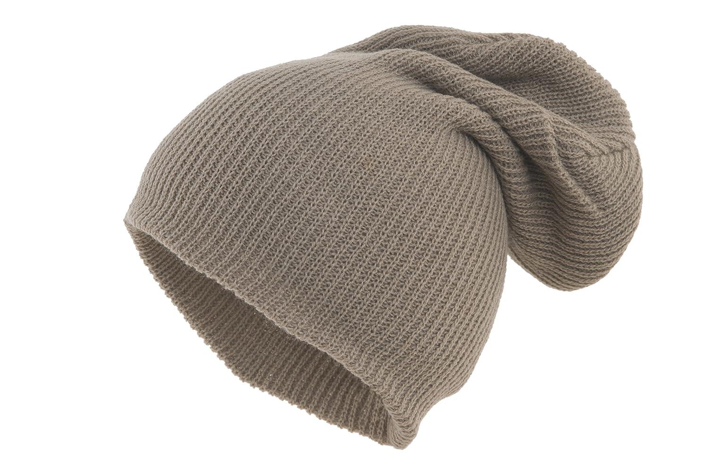 Bonnet en Tricot shenky MB tr/ès Long//Style d/écontract/é