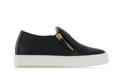 e4d2af880d509 Eve Leather Slip-on sneakers-35 Donna. Roll over image to zoom in. Giuseppe  Zanotti