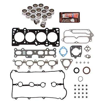 Evergreen HSLF6028 Lifter Replacement Kit fits 01-05 Mazda Miata MX-5 TURBO 1.8