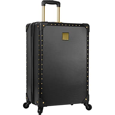 Vince Camuto Hardside Spinner Luggage – 20 Inch Expandable Travel Bag Suitcase with Rolling Wheels and Hard Case