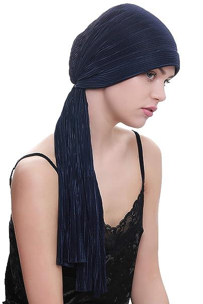 Deresina Headwear Turbante Plisse para Mujer df9ed80f7d6