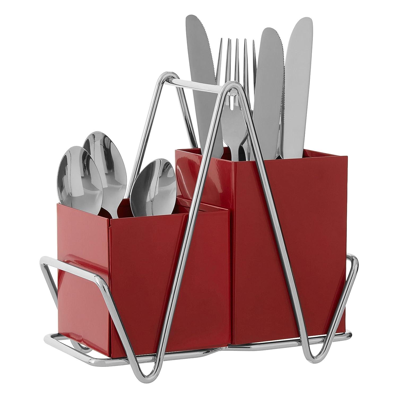 Gris Premier Housewares Bote Acero Inoxidable Centimeters
