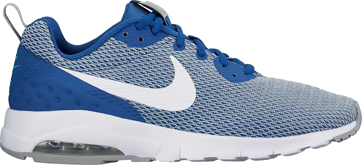 Nike Men's AIR MAX Motion LW MESH Gym Blue Running Shoes 7