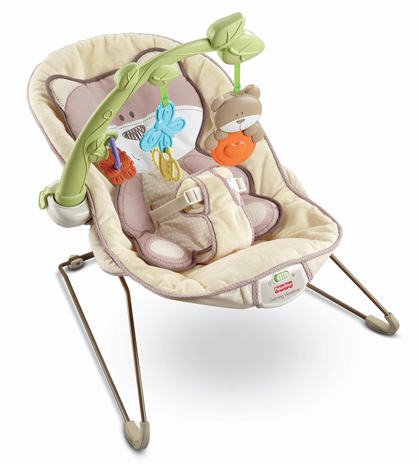 Amazon Fisher Price Beary Snug Bouncer Discontinued by