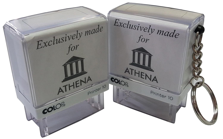 COLOP Printer 10 Custom médicos/enfermeras/Matrona/diseño de ...