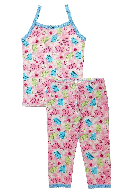 Amazon.com: Esme Girls Sleepwear Camisole Leggings set: Pajama Sets: Clothing