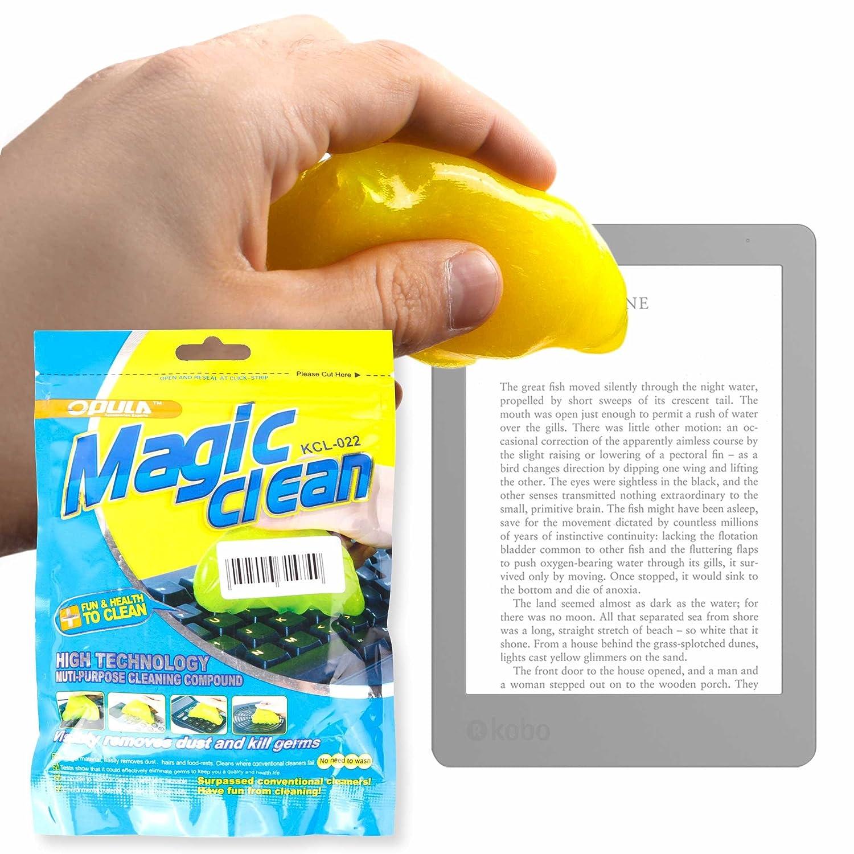 DURAGADGET Potente Gel Limpiador para Libro electrónico Kobo Aura ...