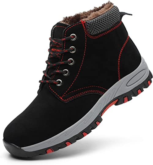 Gainsera Safety Shoes for Men Women
