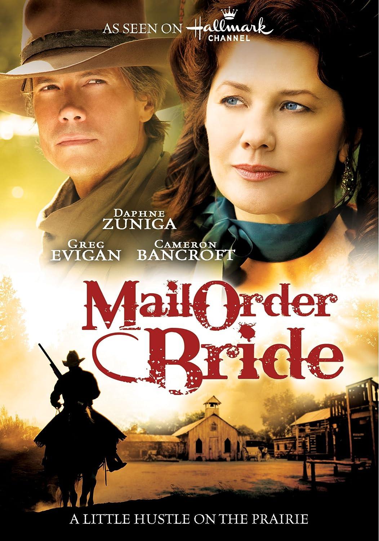 Amazon.com: Mail Order Bride: Daphne Zuniga, Greg Evigan, Cameron Bancroft:  Movies & TV