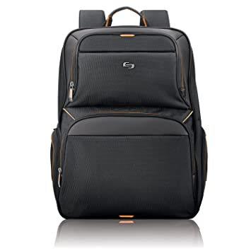 22d781a43255 Amazon.com  Solo Thrive 17.3 Inch Laptop Backpack