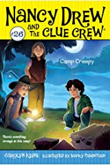 Camp Creepy (Nancy Drew and the Clue Crew Book 26) Kindle Edition