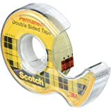 Scotch Permanent Double-Sided Tape 0.5-inch x 450-inch
