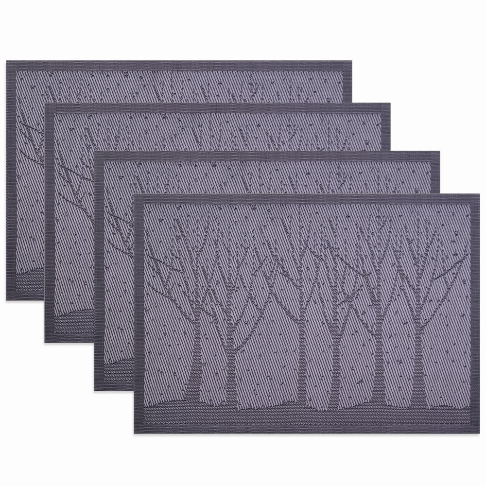 Reversible placemats grey Set of 4 Dining Room Placemats  : 813fWnlpFiLSL1000 from www.ebay.co.uk size 1000 x 1000 jpeg 277kB