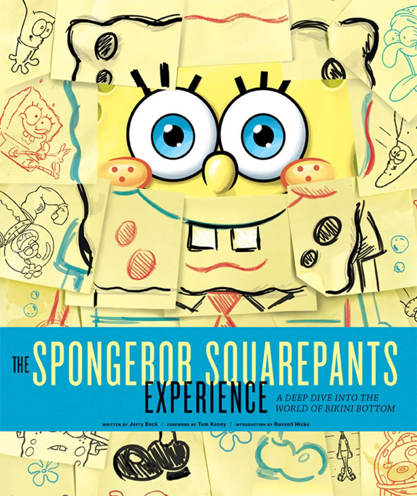 the spongebob squarepants experience a deep dive into the world
