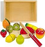 Ulysse 56290 - Jeu d'imitation - Fruits à Découper