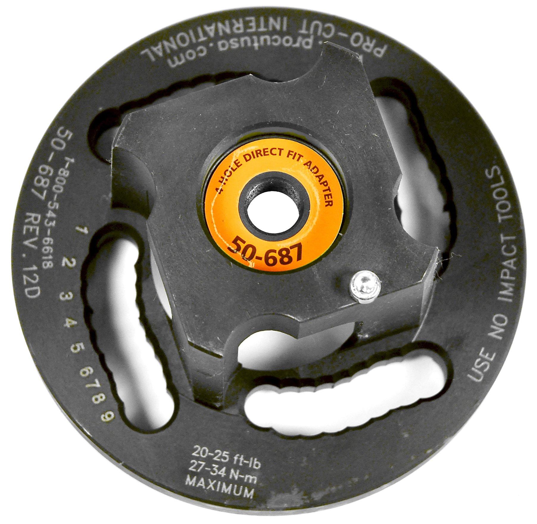 Pro-Cut 50-687 4 LUG ADAPTER