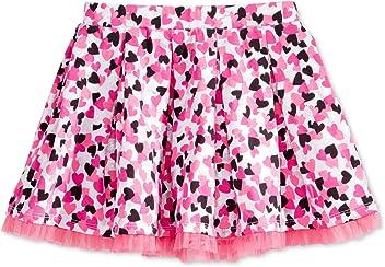 2710c72e8 Epic Threads Mix & Match Tulle-Trim Heart-Print Skirt, Toddler & Little