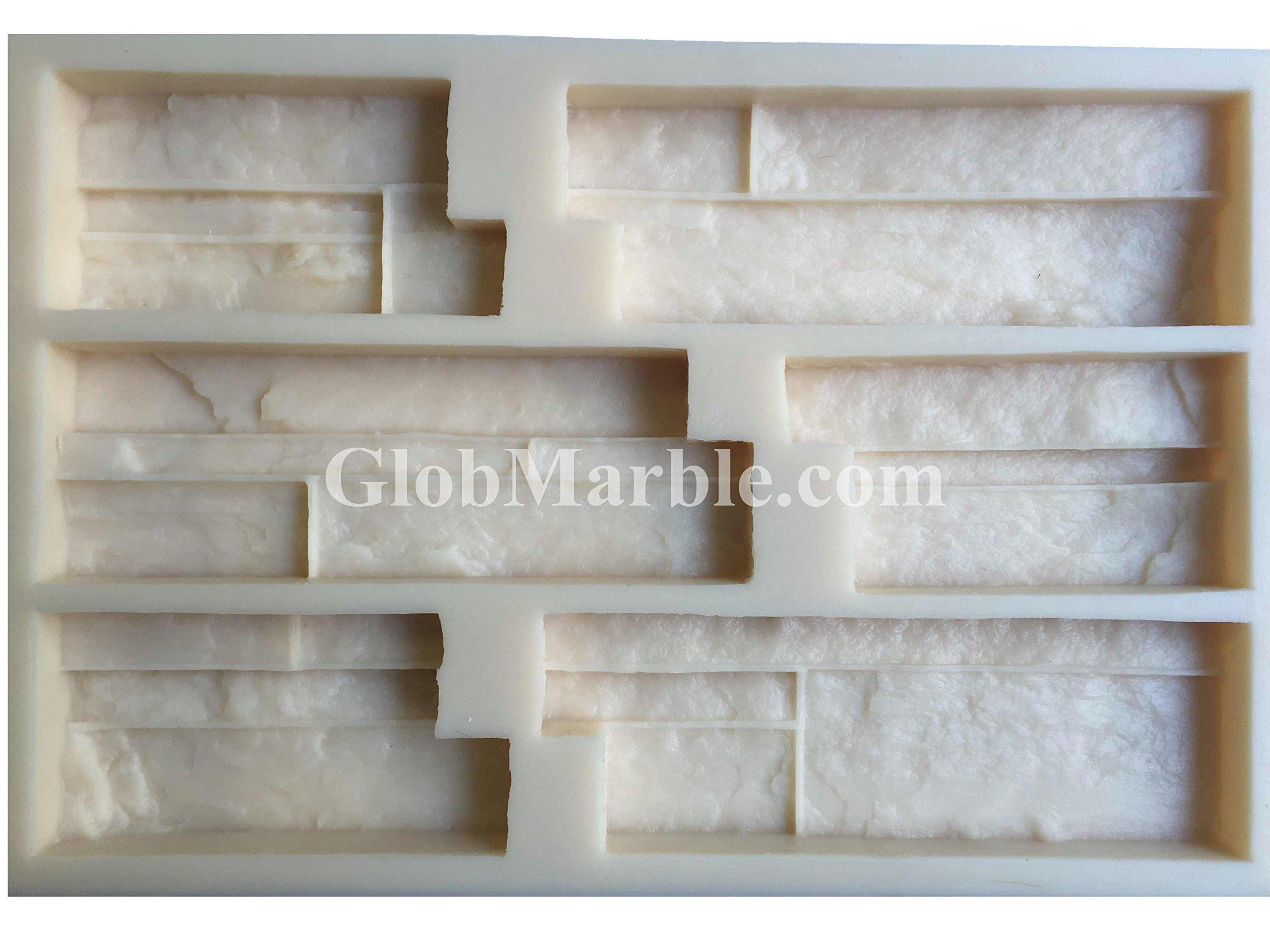 Stone Veneer Molds. Vs 101/5 Corner by GlobMarble