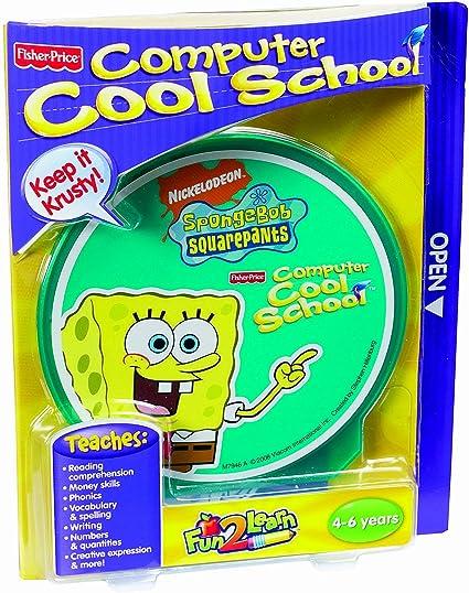 Fisher Price Fun 2 Learn Computer Cool School Software Kai Lan Game CD