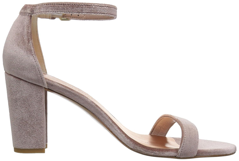 Stuart Weitzman Women's Nearlynude Heeled US|Candy Sandal B06X9VZ11C 6 B(M) US|Candy Heeled e90b9e