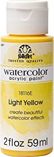 product image for FolkArt Light Yellow Paint