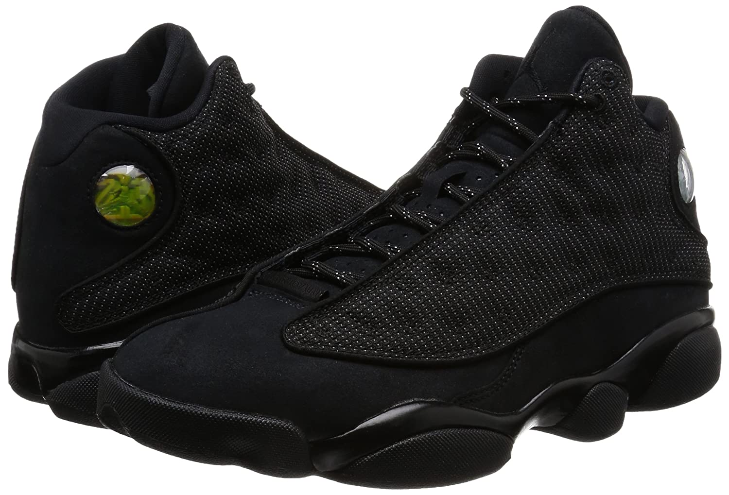 wholesale dealer dd545 c8905 Amazon.com   Jordan Air XIII (13) Retro (Black Cat)   Basketball