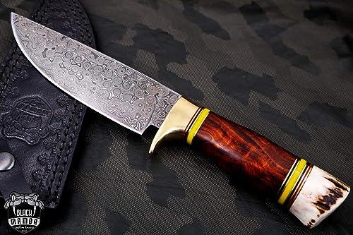 Bmk-175 Red Diamond Knife 12